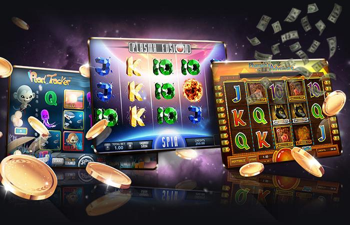 Mesin Slot Situs Web - Permainan Keterampilan dan Keberuntungan